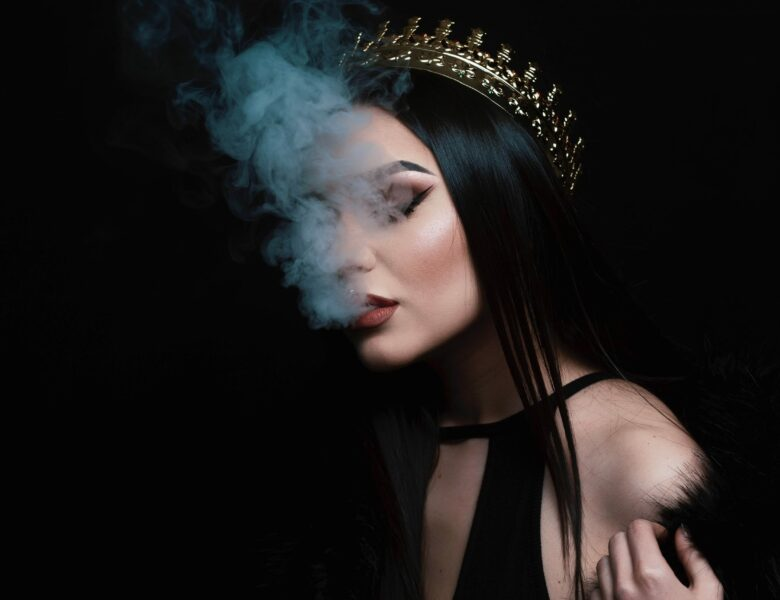 Smoky queen girl is awesome