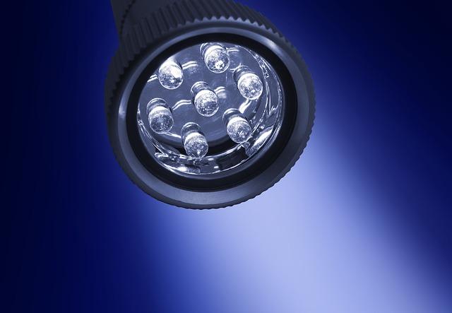 Wszechstronność oświetlenia LED